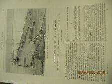 Le Tour du Monde Journal des Voyages Deux Campagnes au Soudan  Français 1889