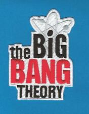 Big Bang Theory TV Series Iron On Crew Jacket Hat Hoodie Backpack Patch Crest
