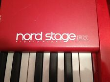 NORD Stage EX 88 Keyboard - with Organ Piano Synth Effects -FREE SHIPPING  !!!