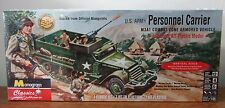 Revell U.S. Army Personnel Carrier M3A1 Combat Armored Vehicle model kit 1/35