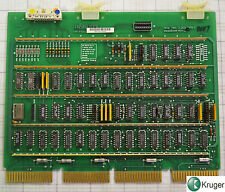 Measurex Real time clock type II 05333200 REV C PART NO 04333200 REV B