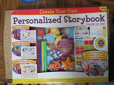 Create Your Own Personalized Storybook
