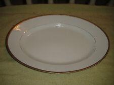 Boyer Limoges Large Serving Platter-Marine Pattern-Marked Jean Boyer-JB Limoges