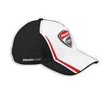 DUCATI Corse 14 Cap schwarz Schirmmütze Cappie NEU