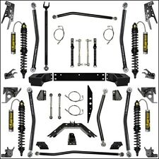 "Rock Krawler 3.5"" Rock Runner System (Stage 2) 07-16 Jeep Wrangler JKU 4 Door"