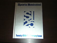 1979 SPORTS ILLUSTRATED 25TH YEARANNIVERSARY HARD COVER MAGAZINE BOOK DRYSDALE