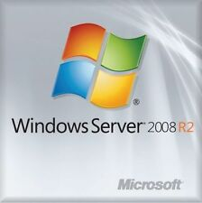 Windows Server 2008 r2 Datacenter - 2 CPU 64 bit-tedesco-DVD-OEM - NUOVO