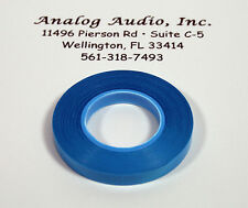 "NEW RTM / RMG 1/4"" SPLICING TAPE FOR REEL TO REEL EDITING Technics Akai Studer"