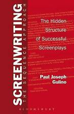 Screenwriting: The Sequence Approach by Paul Gulino (Paperback, 2004)