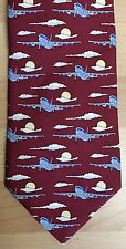 Gents Tie Rack Jumbo Jet Airliner Pilot's Tie BNWT Birthday Father's Day Gift