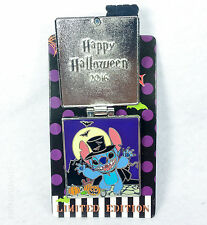 Disney Pin HAPPY HALLOWEEN 2016 STITCH Limited Edition Hinge Calendar