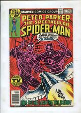 THE SPECTACULAR SPIDER-MAN #27 (8.5) 1ST FRANK MILLER DAREDEVIL!