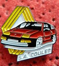 RARE PIN'S RENAULT ALPINE A 610 SA COULET