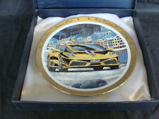 PIATTO FERRARI F 430 OWNER'S CLUB TORINO PORCELLANA LIMOGES LIMITED EDITION