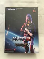 Mass Effect 3 Play Arts Kai Tali' Vas Normandy Figure! Brand New & Sealed! RARE!