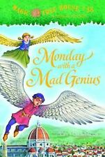 Magic Tree House Merlin Mission: Monday with a Mad Genius No. 38 by Mary Pope O…