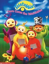 Here Come The Teletubbies, illustrated by Youssi, John, Book