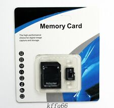 New stock 8GB Micro SD Memory Card SDHC TF Flash Class6 with SD Adapter