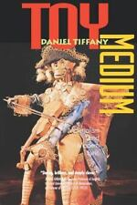 Toy Medium Materialism and Modern Lyric by Daniel Tiffany