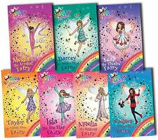 Rainbow Magic Showtime Fairies Collection Daisy Meadows 7 Books Set Pack NEW AU