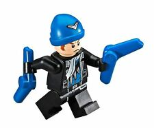 LEGO DC Super Heroes Captain Boomerang MINIFIG from Lego set #76055 Brand New