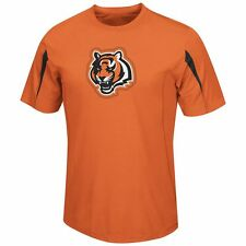 ($40) Cincinnati Bengals nfl PERFORMANCE Jersey Shirt Adult MENS/MEN'S m-medium