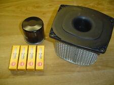 Suzuki GSXR1100 Luftfilter + Ölfilter + Zündkerzen GV73C GSX 1100 R