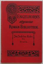 Brada – Im Joch der Liebe / Engelhorn 1898