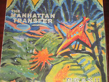 "Manhattan Transfer Lp "" BRASIL "" Atlantic 1987"