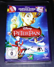 PETER PAN WALT DISNEY SPECIAL EDITION DVD SCHNELLER VERSAND NEU & OVP