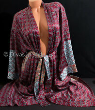 VICTORIA'S SECRET DREAM ANGELS Limited Edition Satin Long Kimono Robe XS/S $88
