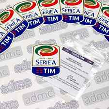 Serie A patch, toppa, 2016-17 official, player issue
