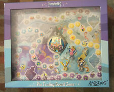 SIGNED Disneyland 60 PIN TRADING BOARD GAME 4 Pins LE3000