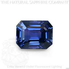 Natural Untreated Color-Change Sapphire, 5.99ct. (U3660)
