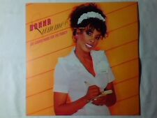 DONNA SUMMER She works hard for the money lp ITALY RAY PARKER JR. ROBERTA KELLY