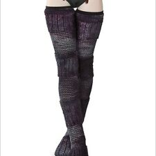 Dollmore  NEW 1/4 BJD SCALE MSD - Mozaic Mo Stocking (Black)