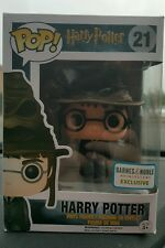 Funko Pop! Harry Potter (Sorting Hat) #21 Barnes & Noble Exclusive NEW