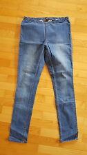 * H&M Stretch Jeans Größe:L Farbe:blau  98%Baumwolle/2% Elasthan mit Gummibund