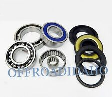 REAR DIFFERENTIAL BEARING & SEAL KIT SUZUKI QUAD SPORT Z 250 2004 2005 2006 2X4