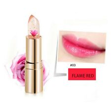 Original Kailijumei Lipstick Color Changing Magic Transparent Flower Jelly Red