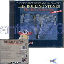 "THE ROLLING STONES ""HIT COLLECTION - THE EASY RIDER YEARS"" RARE 2 CD - SEALED"