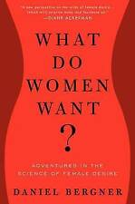 What Do Women Want?: Adventures in the Science of Female Desire BRAND NEW