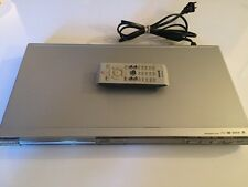 Philips DVP5960 DVD Player with Remote Control - Silver - Works Great!