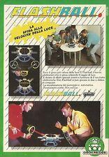X2269 Flash Ball - Giochi Preziosi - Pubblicità 1989 - Advertising