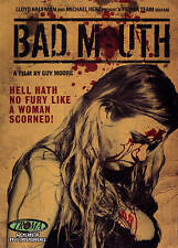 "Bad Mouth New DVD Troma Horror ""Makes I Spit On Your Grave Look Like The Smurfs"""