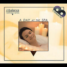 Twin Sisters Productions, A Day at the Spa 2 CD Set Audio CD