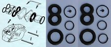 (x2) FIAT 1300 1500 (* Not L or S *) FRONT BRAKE CALIPER REPAIR SEALS KITS 60-67