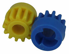 Gear Pinion Set Fits QUALCAST Panther, Folbate Easy, Punch 35S