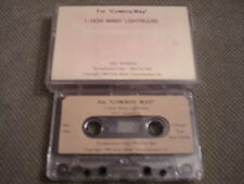 RARE PROMO for Cowboy Way CASSETTE TAPE soundtrack How Many Lightbulbs UNUSED !!