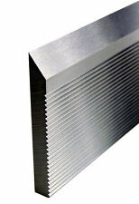 CORRUGATED BACK  HIGH SPEED MOLDER KNIFE STEEL 25 x 2 x 5/16 BARS